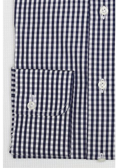 CAMICIA SARTORIALE IN COTONE GHERARDI | Camicie | 1049683