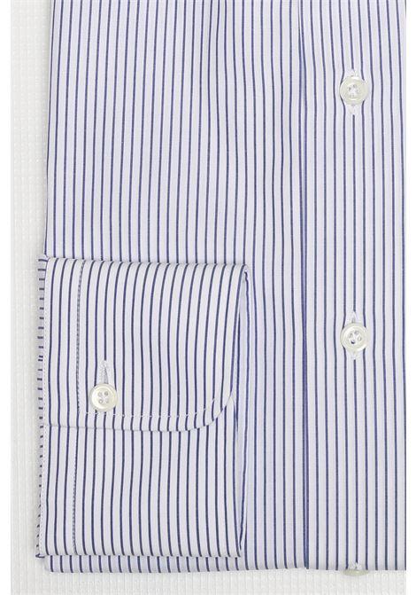 CAMICIA SARTORIALE IN COTONE GHERARDI | Camicie | 1069626