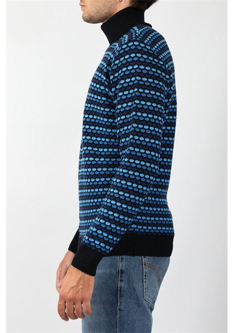 JAQUARD TURTLENECK KANGRA | Knitwear | 3015-0500041