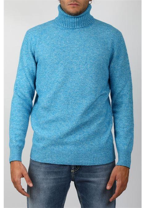 VULCANO NECK SWEATER KANGRA | Knitwear | 3117-0500048