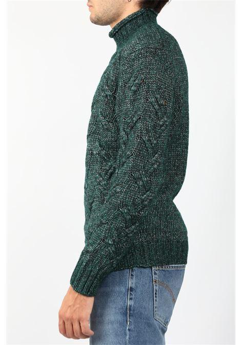 TURTLENECK SWEATER KANGRA | Knitwear | 3301-8500080