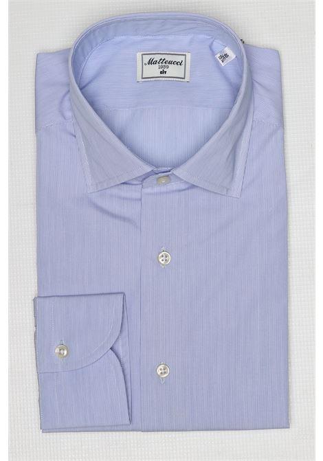 CAMICIA IN COTONE MATTEUCCI   Camicie   01587255