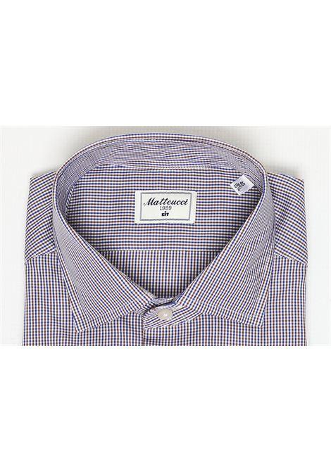 CAMICIA IN COTONE MATTEUCCI   Camicie   06138471