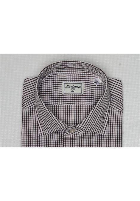 CAMICIA IN COTONE MATTEUCCI   Camicie   06138472