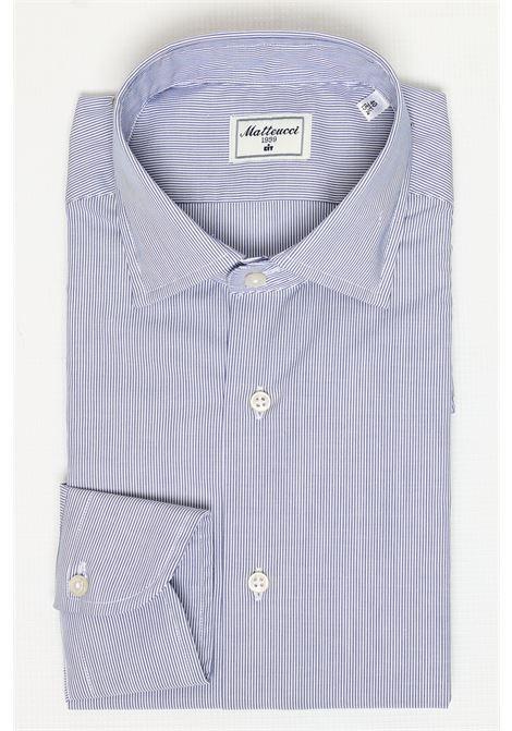 CAMICIA IN COTONE MATTEUCCI   Camicie   07484251