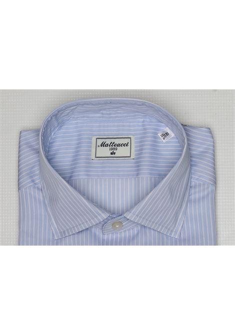 CAMICIA IN COTONE MATTEUCCI   Camicie   09769255