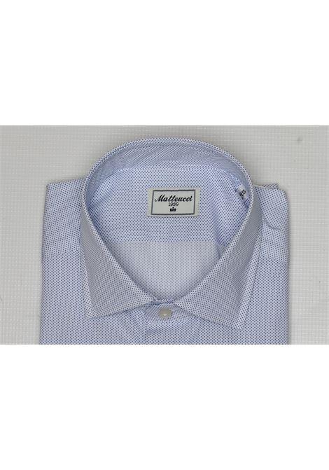 CAMICIA IN COTONE MATTEUCCI   Camicie   10903602