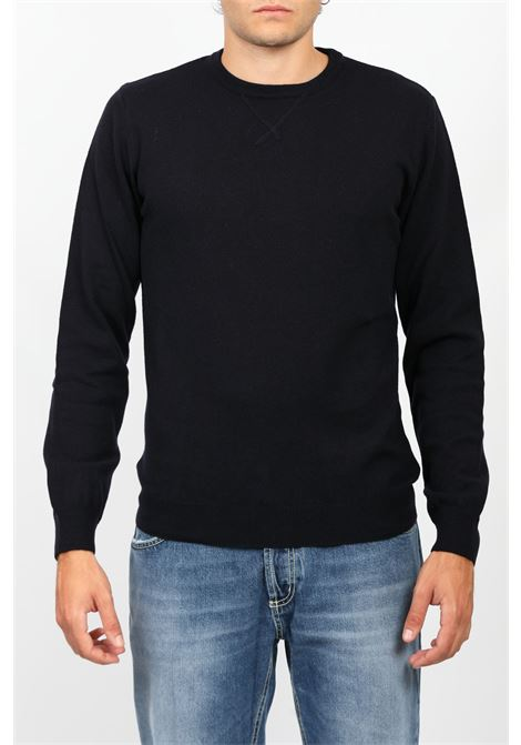 CASHMERE BLEND CREW NECK SWEATER RE_BRANDED | Knitwear | M932KIWS100646