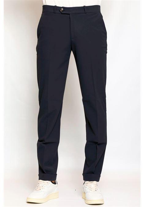 WINTER CHINO PANT BLU RRD | Pantaloni | W2120060
