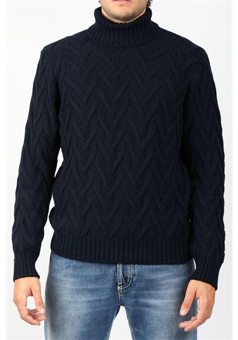 TURTLENECK SWEATER TAGLIATORE | Knitwear | MDLWD514-GSI21598