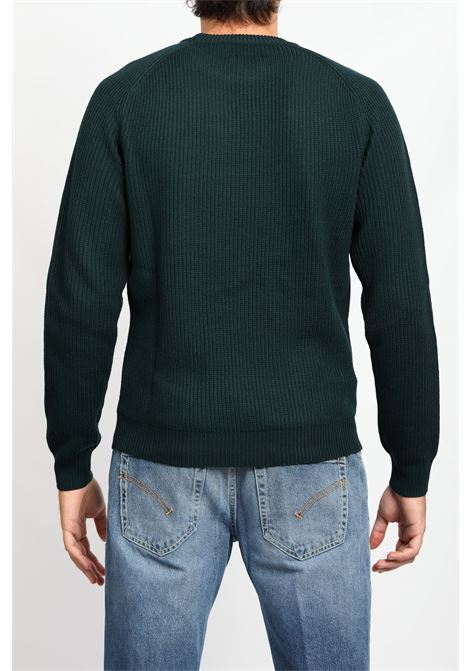 MERINOS CREWNECK WOOLRICH | Knitwear | CFWOKN0114MRUF0561STAND