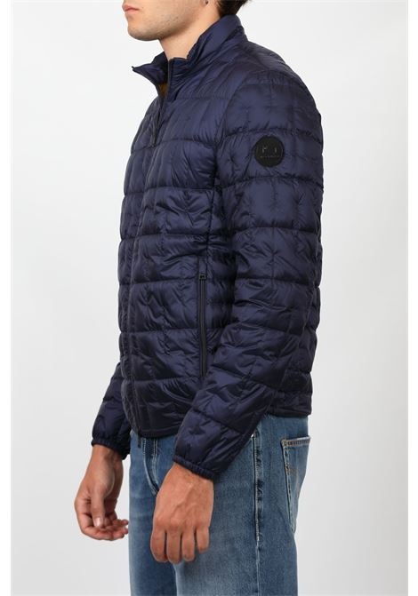 DEEPSIX JACKET WOOLRICH | Outerwear | CFWOOU0426MRUT2686BLUE IRON