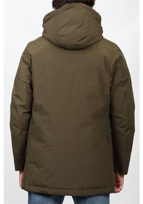ARCTIC PARKA GREEN WOOLRICH | Outerwear | CFWOOU0483MRUT0001DARK GREEN