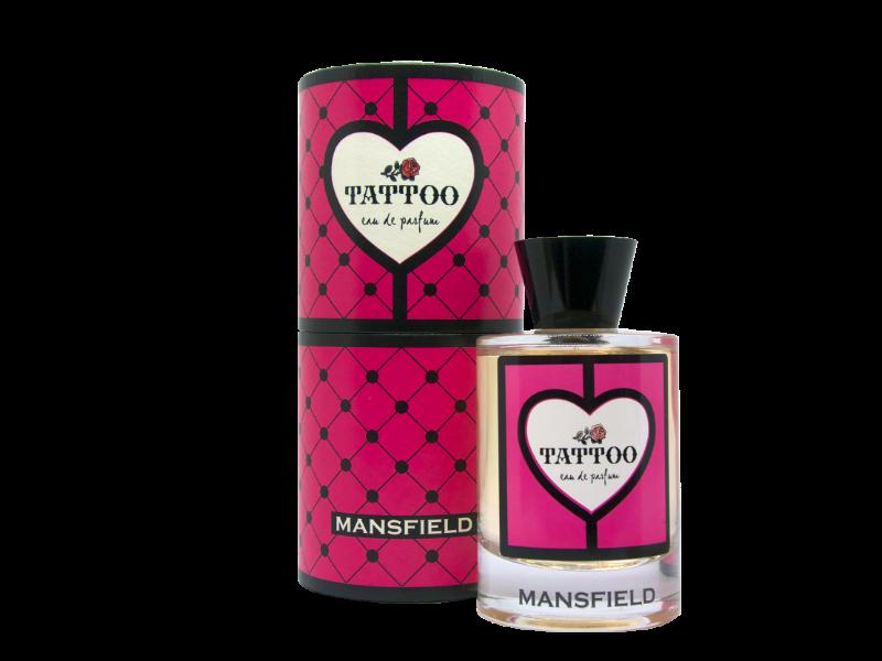 TATTOO MANSFIELD | Fragranze | TATTOOMANTATTOO