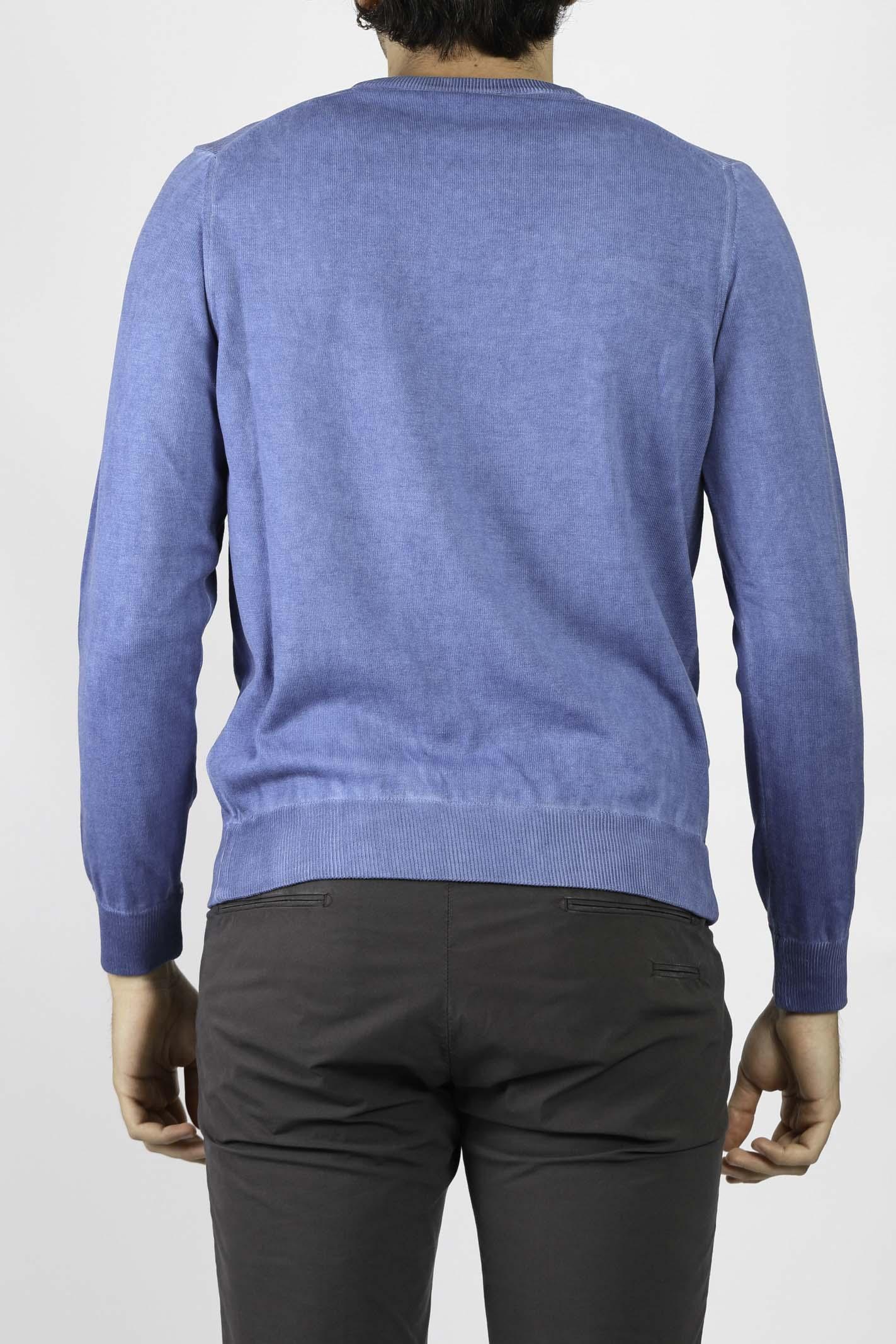 COTTON CREW NECK SWEATER DETWELVE | Knitwear | 6094123