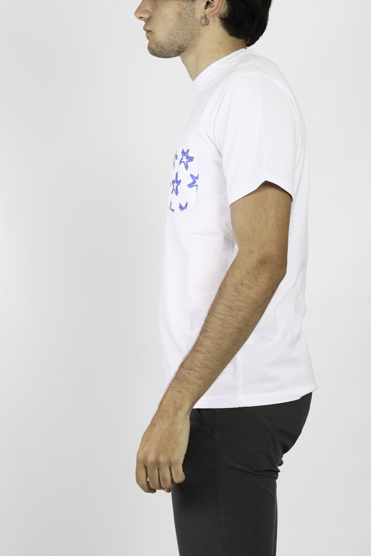 T-SHIRT IN COTONE DETWELVE | T-shirt | CU654STELLA