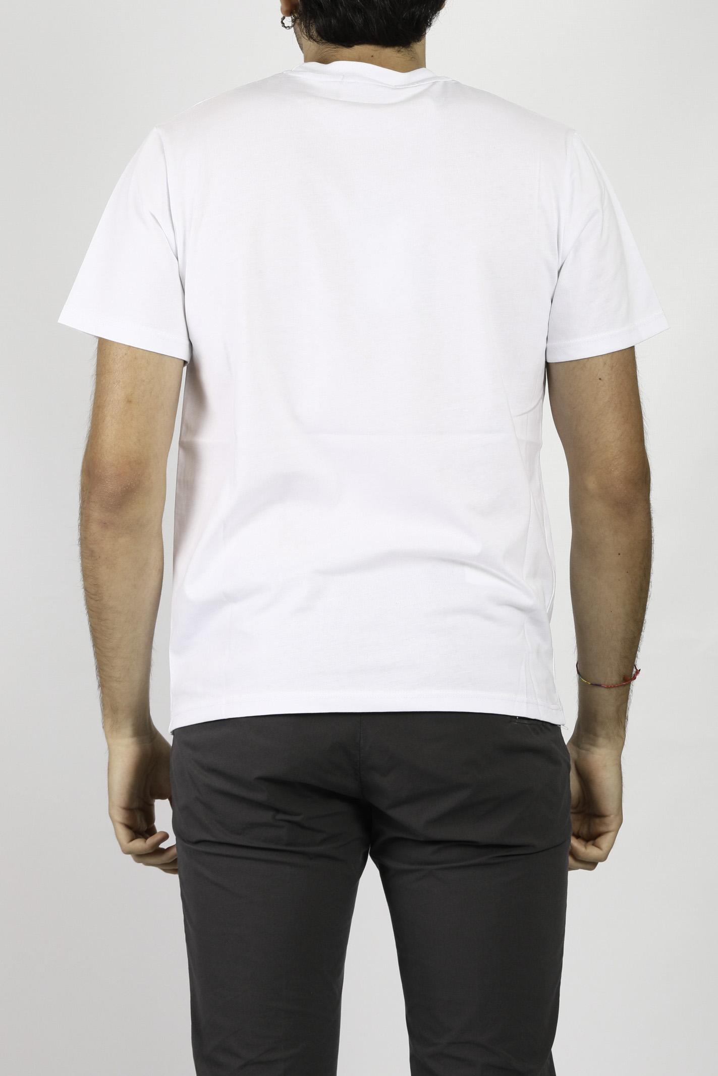 COTTON T-SHIRT DETWELVE | T-shirt | CU654TARTARUGA