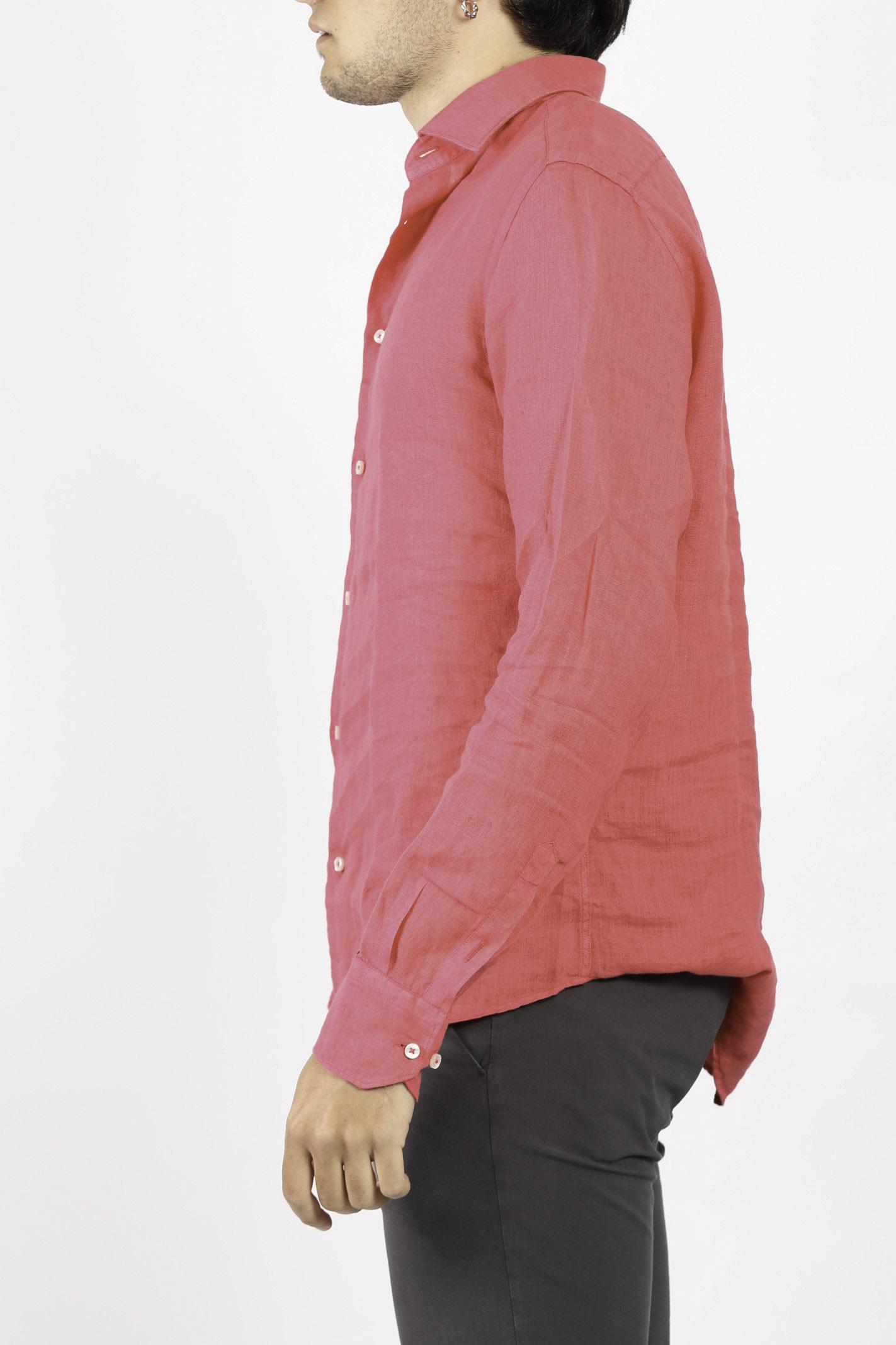 LINEN SHIRT DETWELVE   Shirts   MDA38713