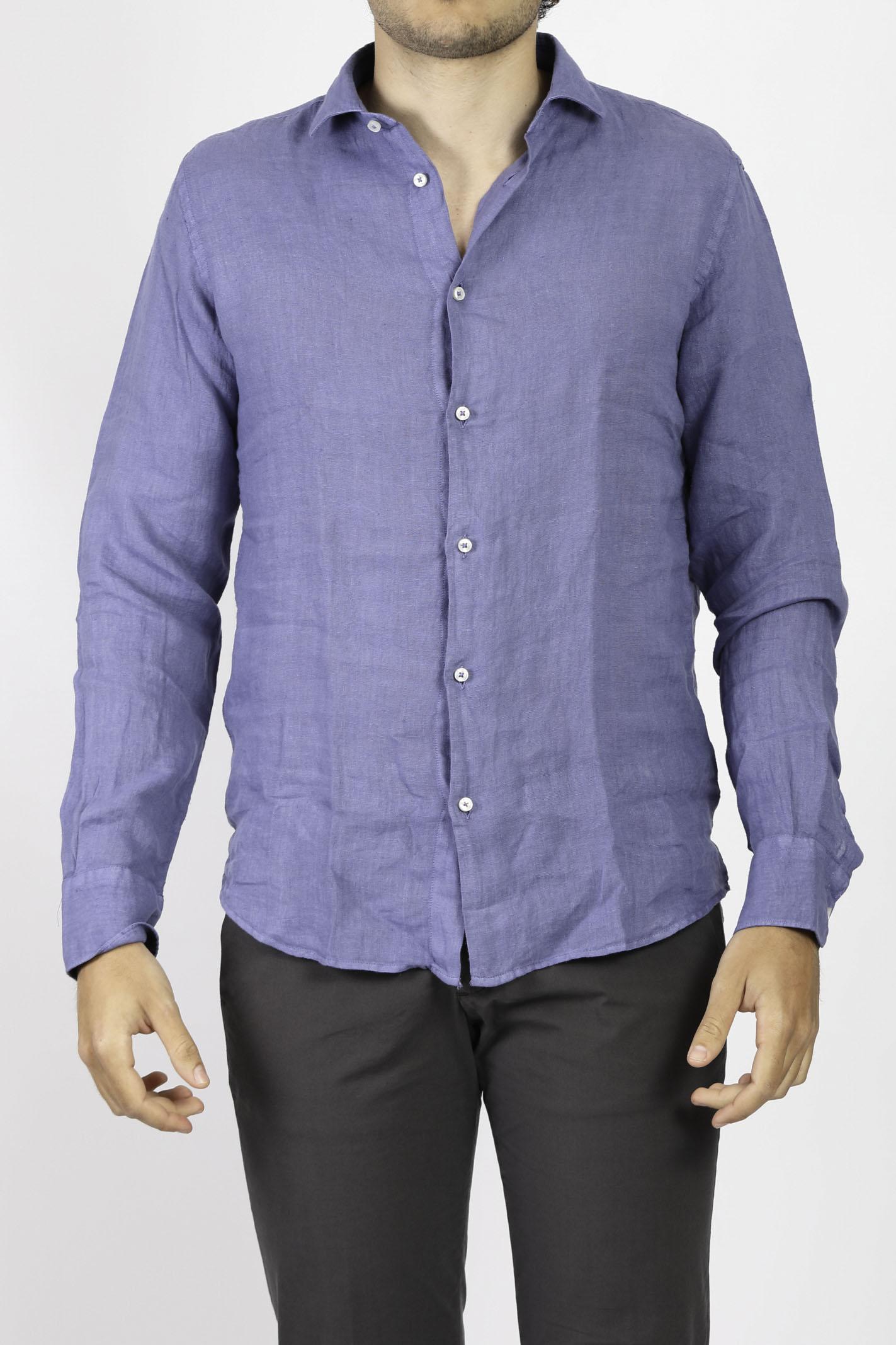 LINEN SHIRT DETWELVE | Shirts | MDA38714