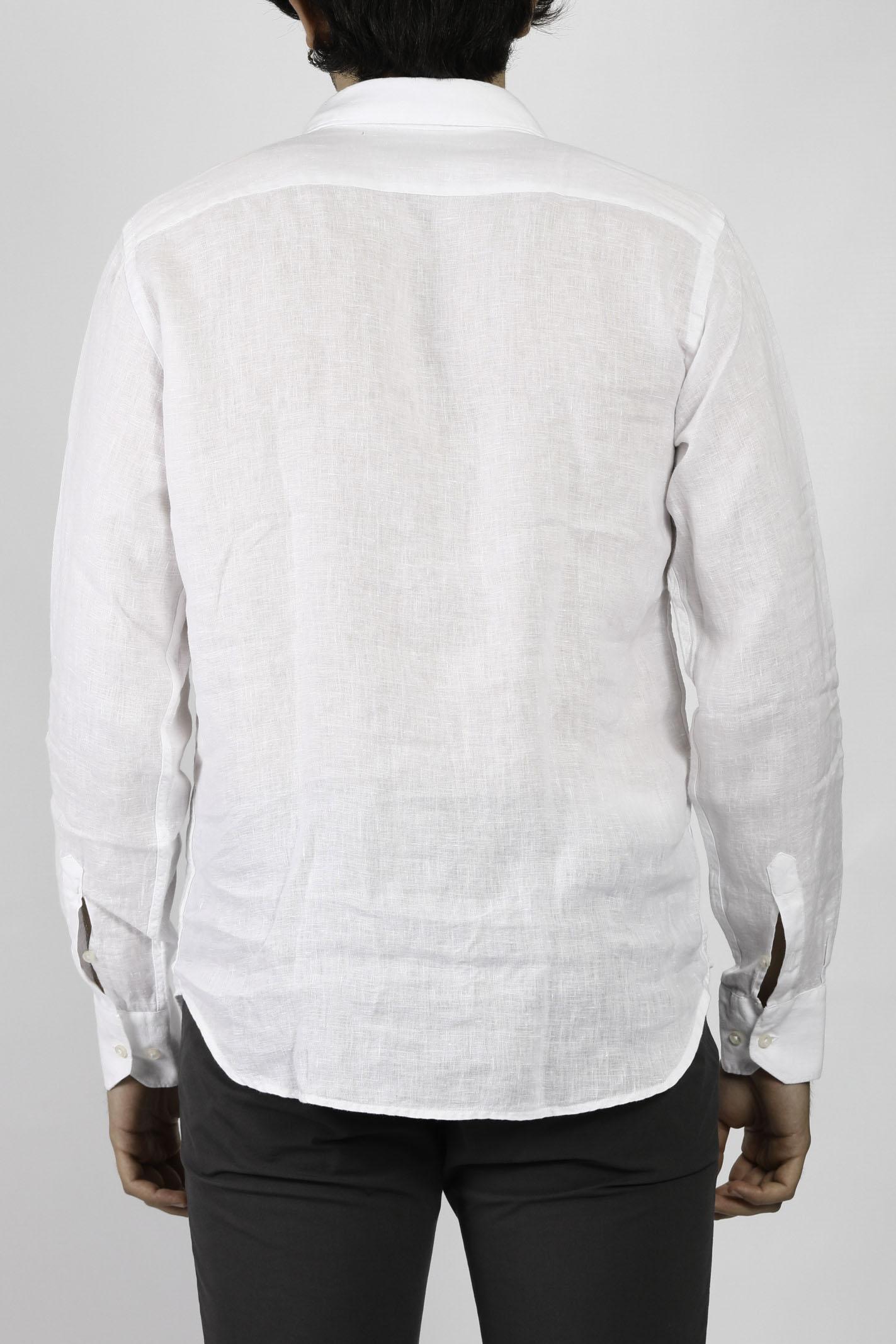 LINEN SHIRT DETWELVE   Shirts   MDA3871