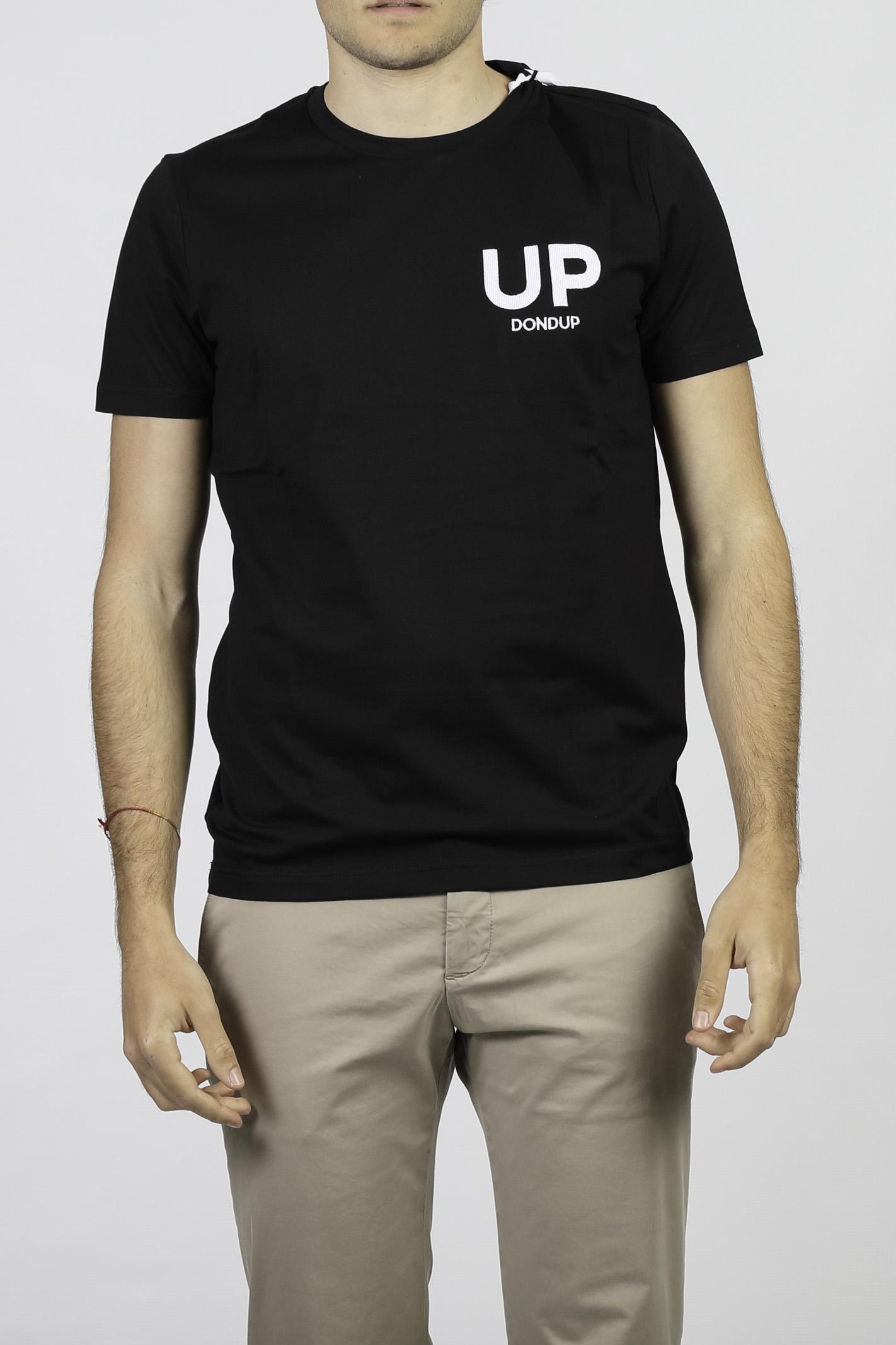 COTTON T-SHIRT DONDUP | T-shirt | US198-FJ0271U-BF4999