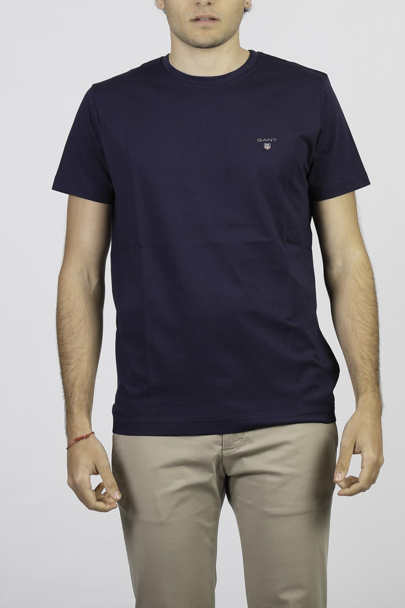COTTON T-SHIRT GANT | T-shirt | 234100433