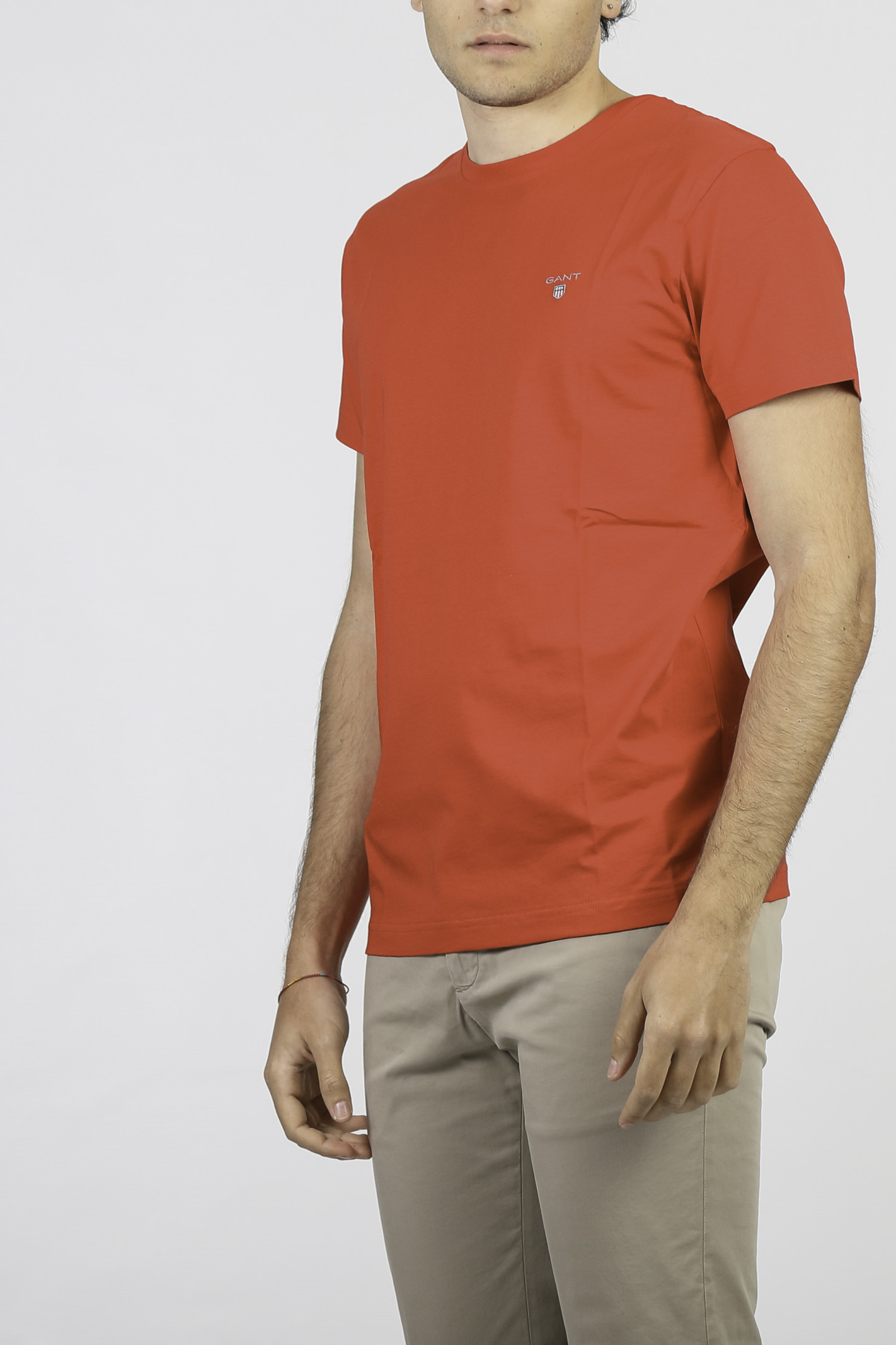 T-SHIRT IN COTONE GANT   T-shirt   234100620