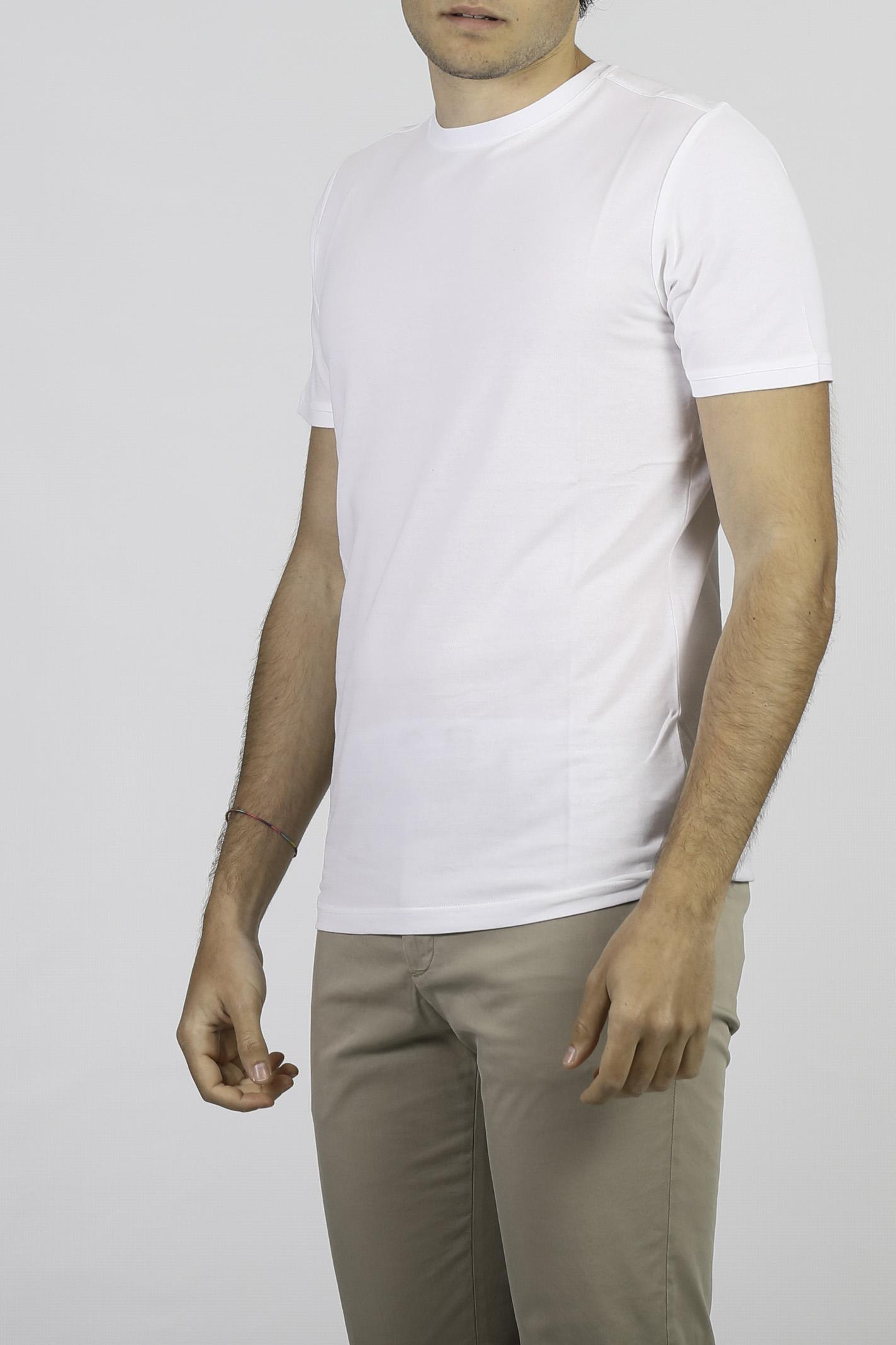 T-SHIRT IN COTONE KANGRA | T-shirts | 2408-2100001