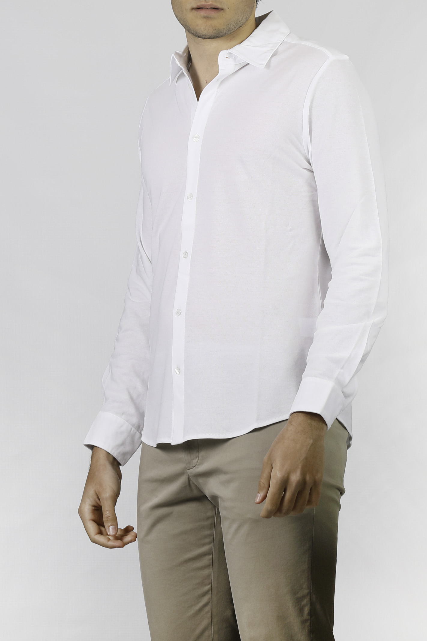 CAMICIA IN COTONE KANGRA | Camicia | 2408-3500001