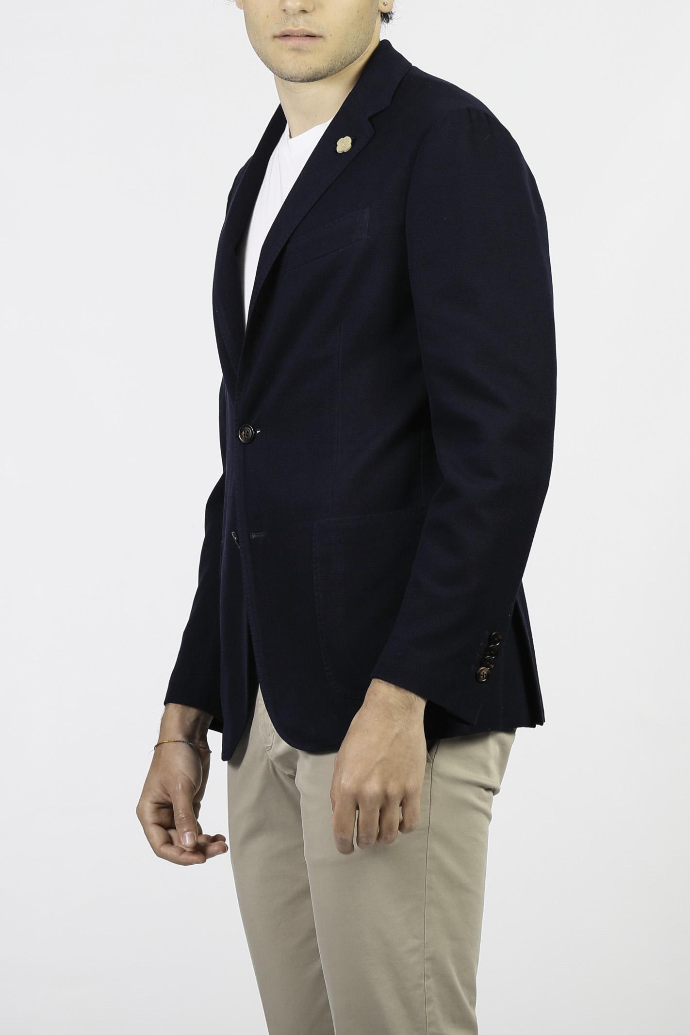 COTTON BLEND JACKET LARDINI | Jackets | ELLKJ1E-EL56041850