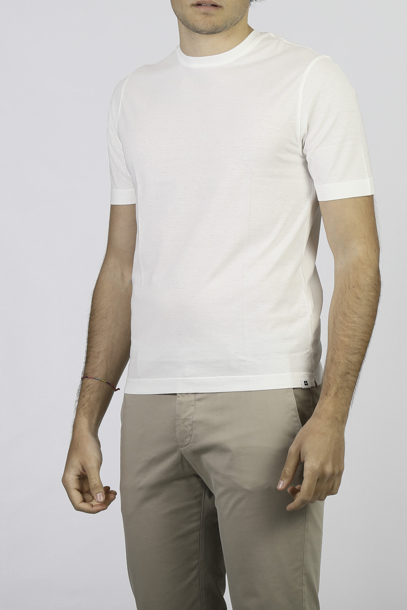 T-SHIRT IN COTONE LARDINI | T-shirt | ELLTMC22-EL56022100