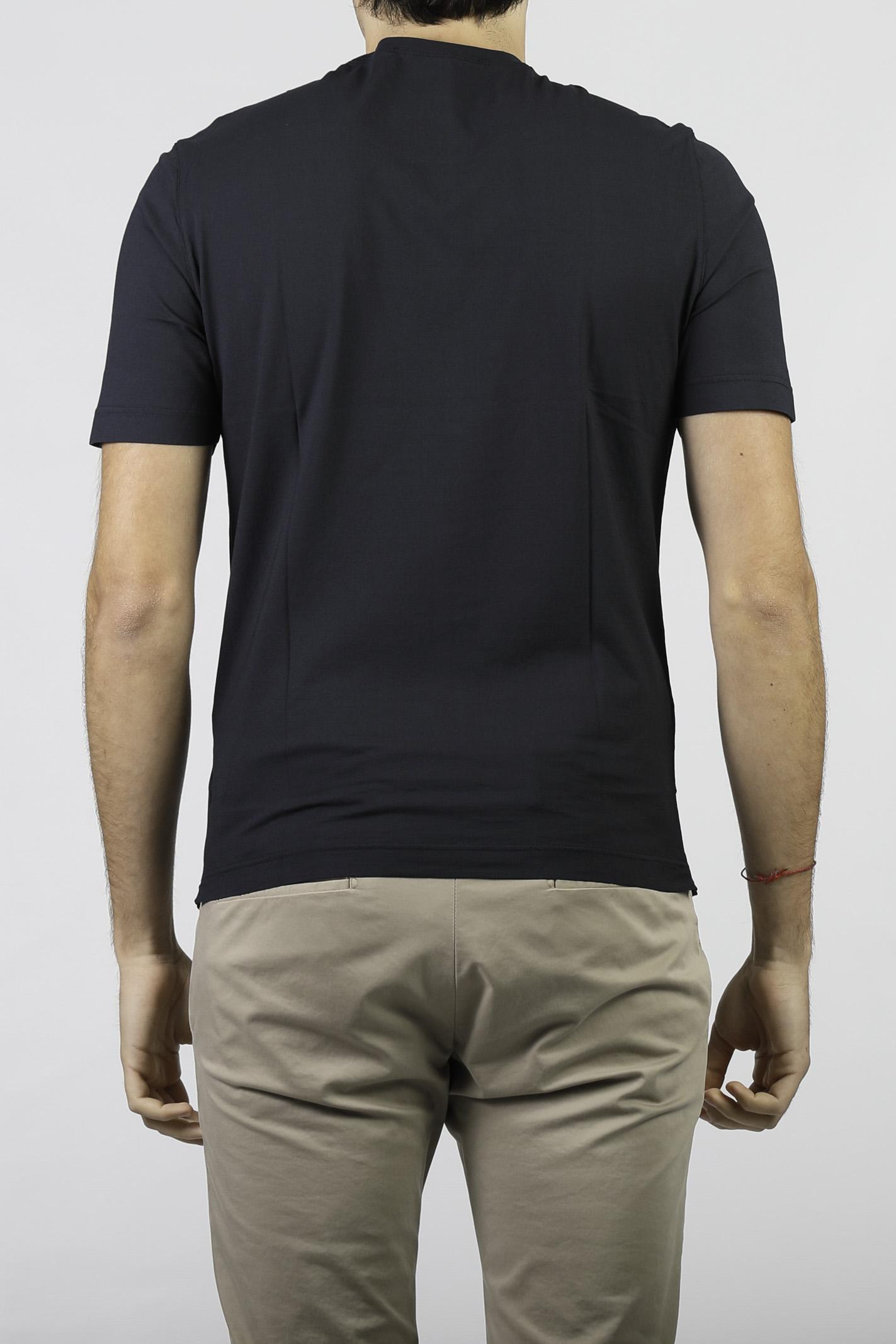 T-SHIRT IN COTONE LARDINI | T-shirt | ELLTMC22-EL56022850