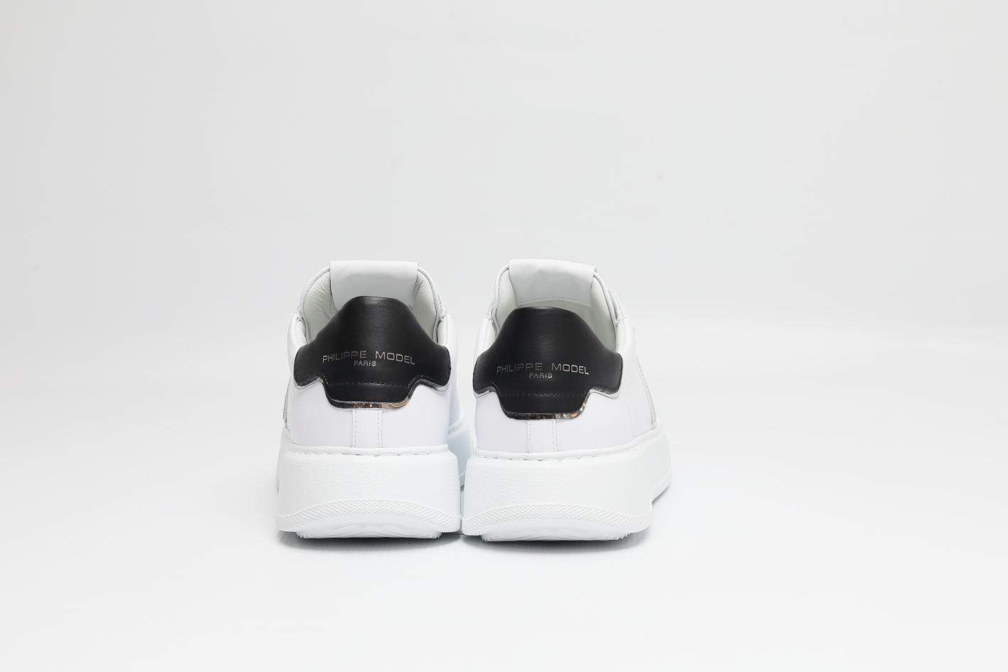 TEMPLE VEAU - BLANC NOIR PHILIPPE MODEL | Shoes | BTLUV007