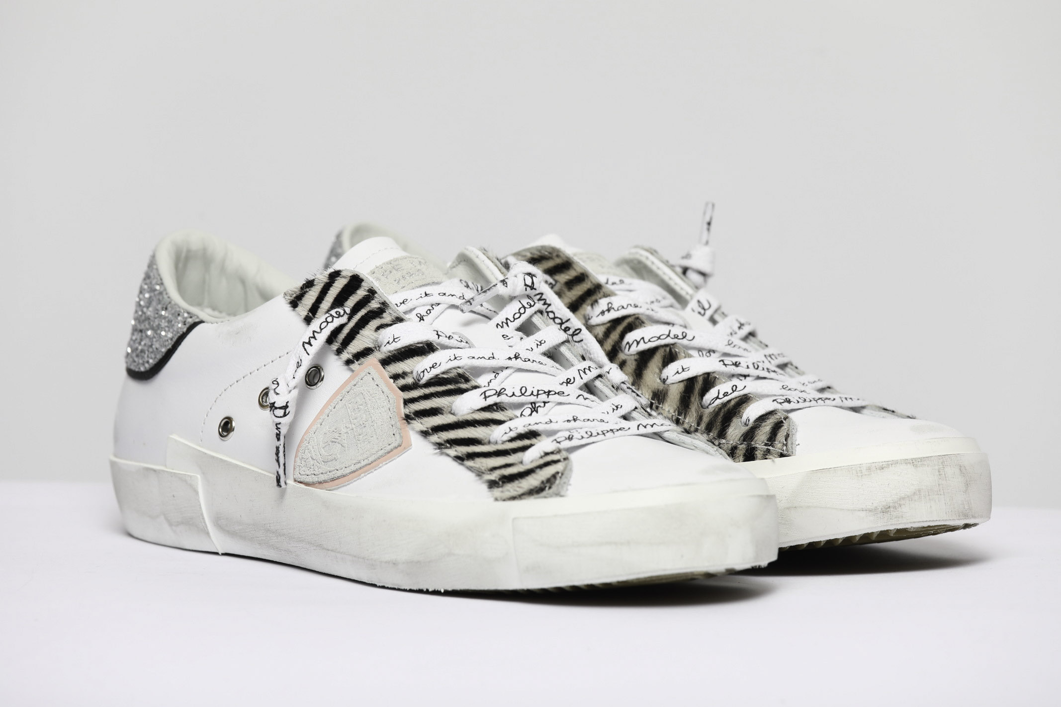 SNEAKERS PHILIPPE MODEL   Shoes   PRLDVG21
