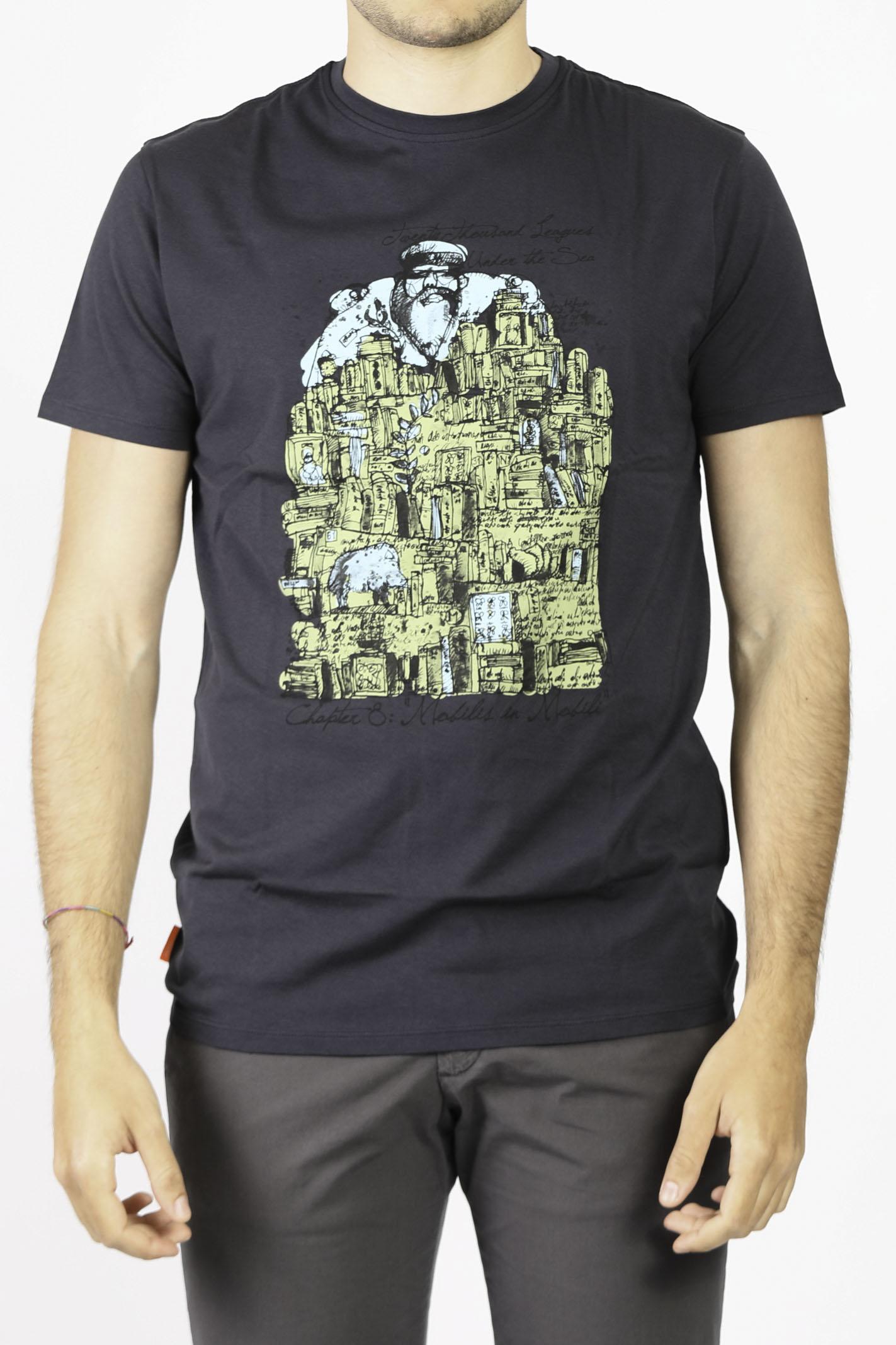 T-SHIRT IN JERSEY DI COTONE RRD | T-shirt | 2115360