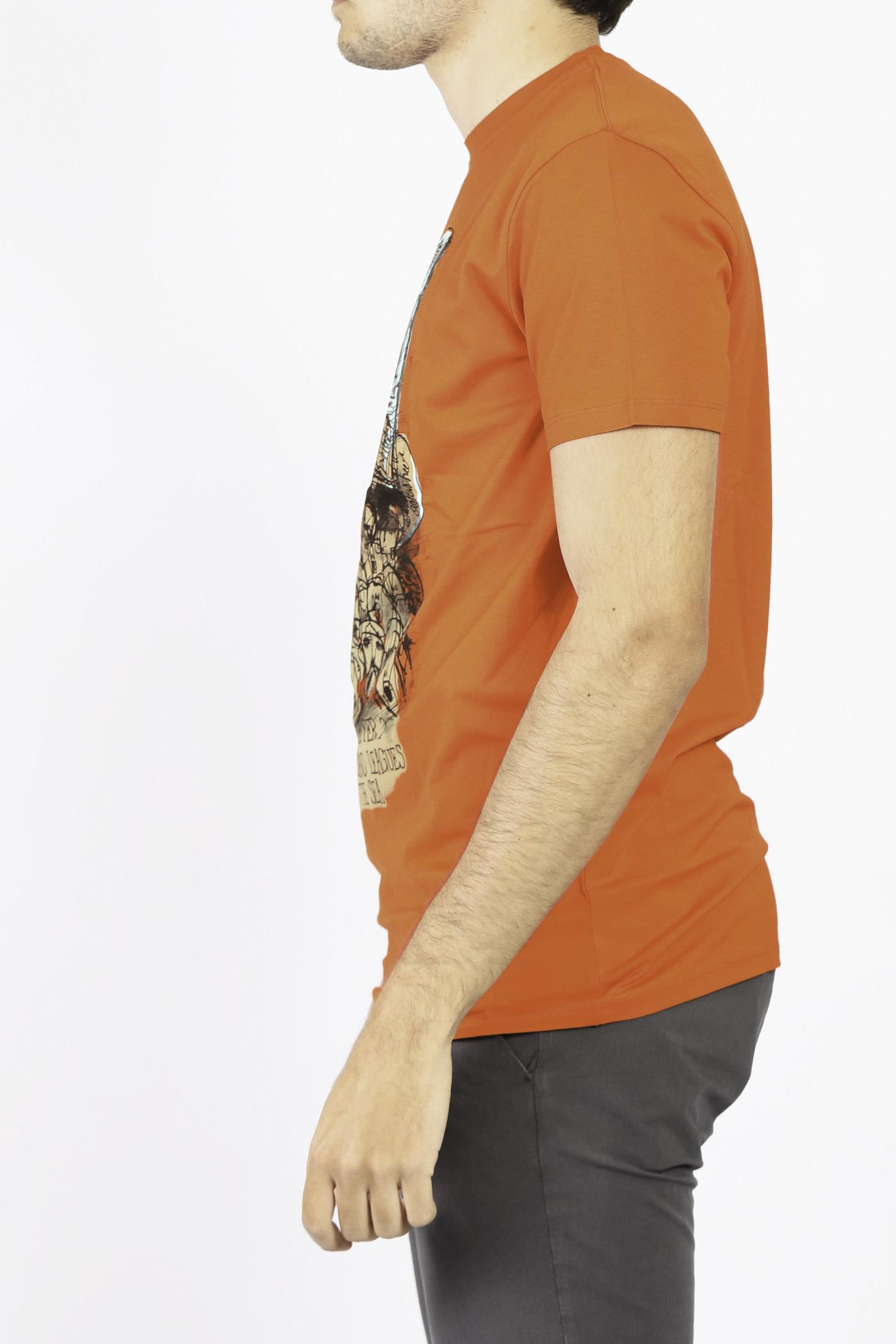 T-SHIRT IN JERSEY DI COTONE RRD | T-shirt | 2115430