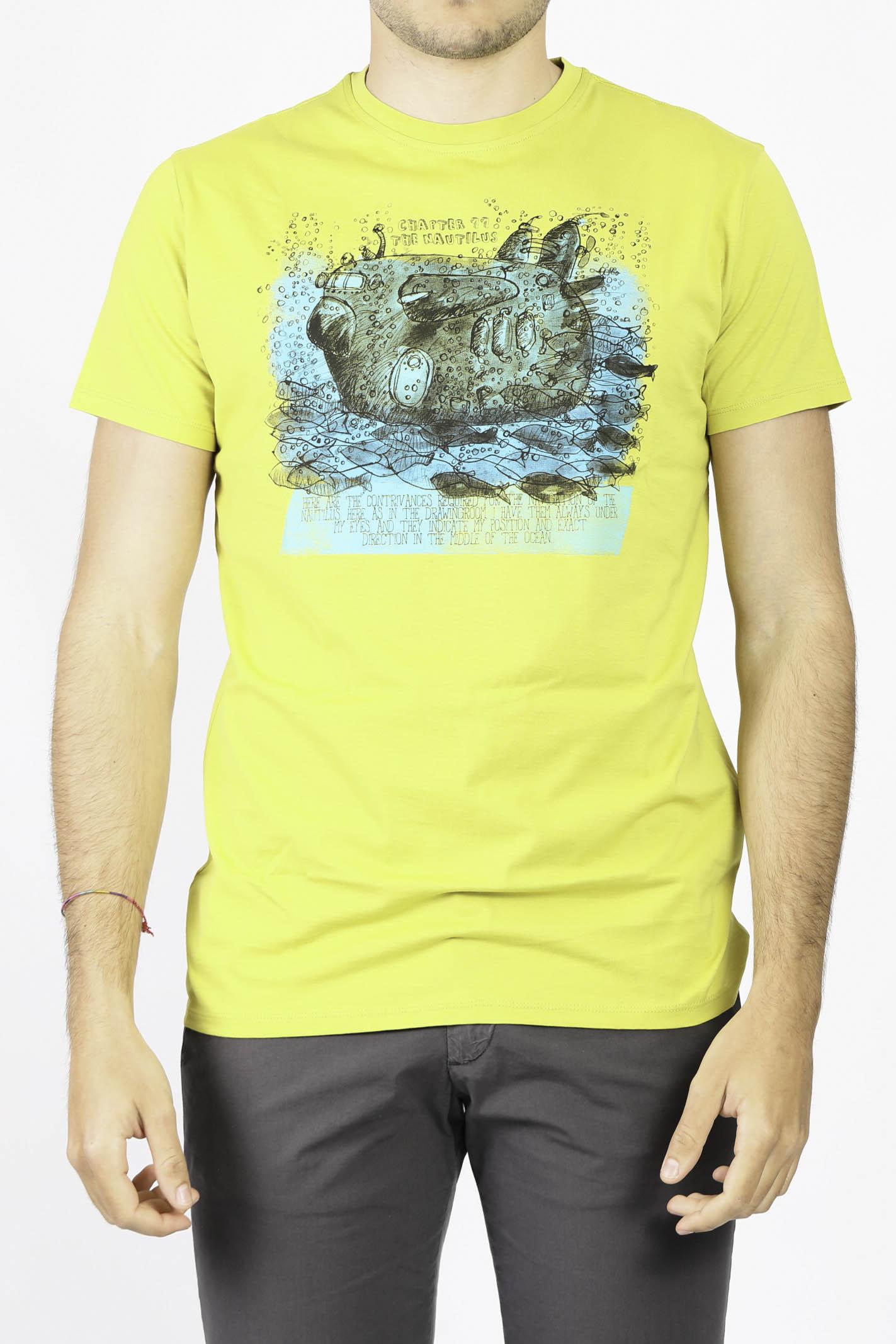 COTTON JERSEY T-SHIRT RRD | T-shirt | 2115523