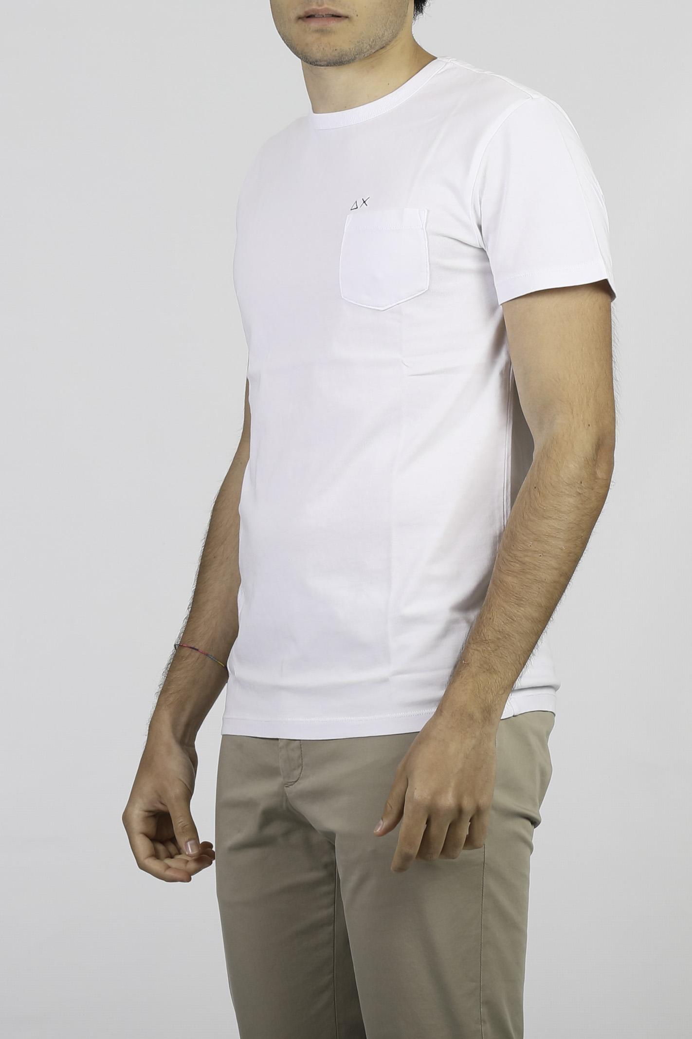 COTTON T-SHIRT SUN 68 | T-shirt | T3110101
