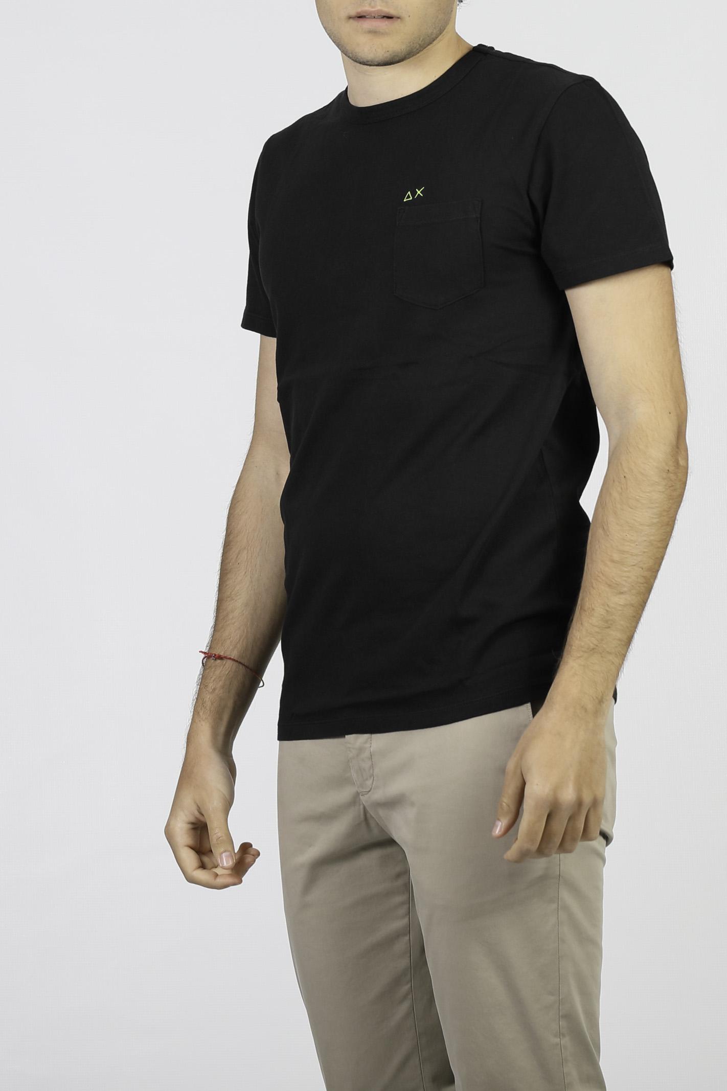 T-SHIRT IN COTONE SUN 68 | T-shirt | T3110111