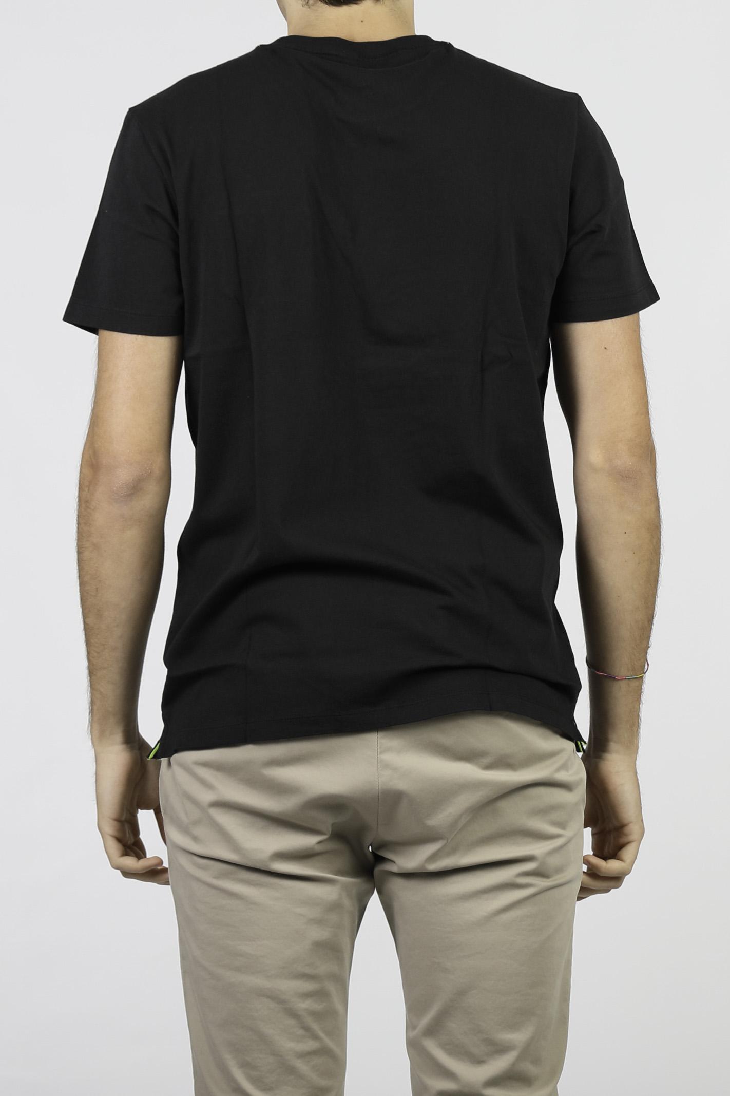 T-SHIRT IN COTONE SUN 68   T-shirt   T3110611