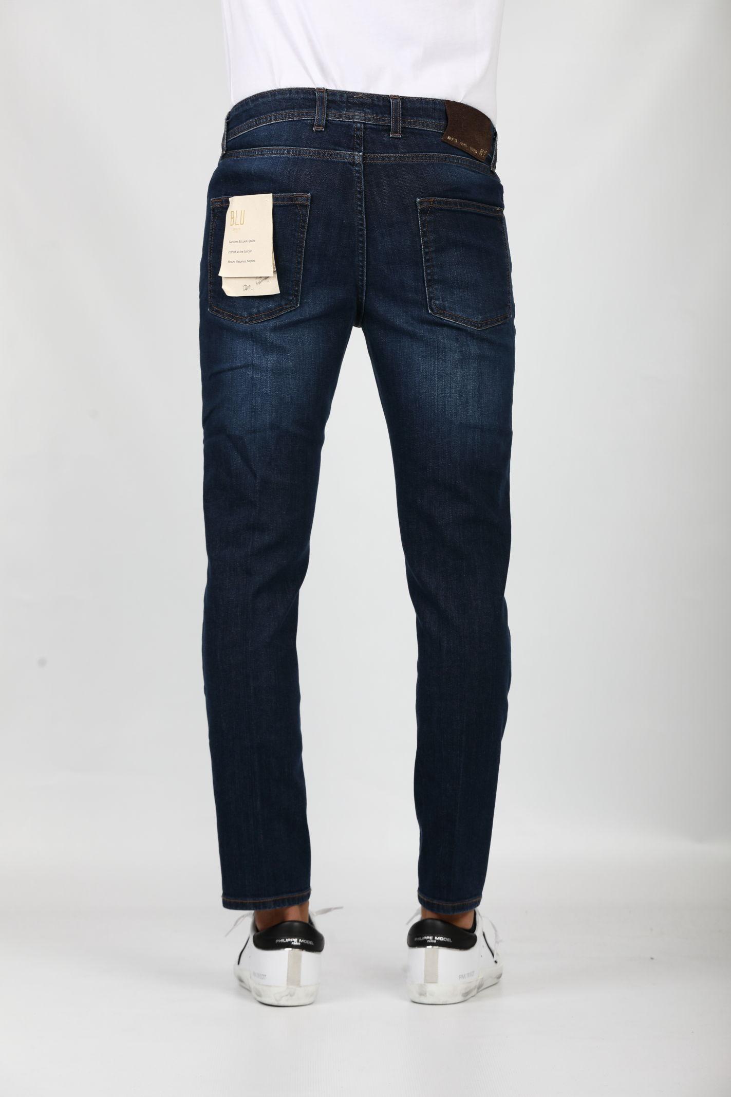 RIBOT JEANS BRIGLIA   Jeans   RIBOT-C-42101611
