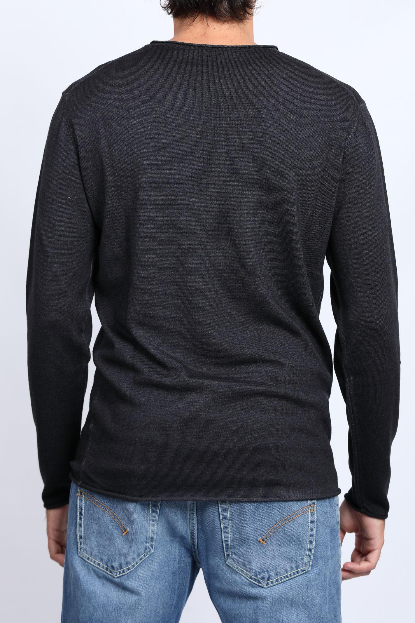 PARICOLLO LOOSEFIT MERINOS DANIELE FIESOLI   Knitwear   DF000809