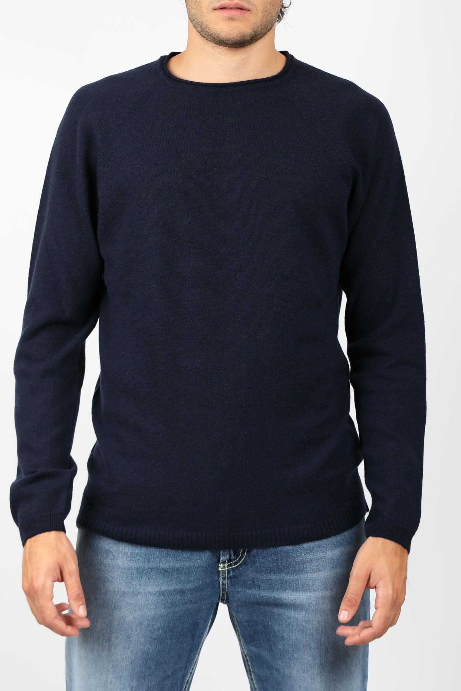PARICOLLO LOOSEFIT DANIELE FIESOLI | Knitwear | DF300624