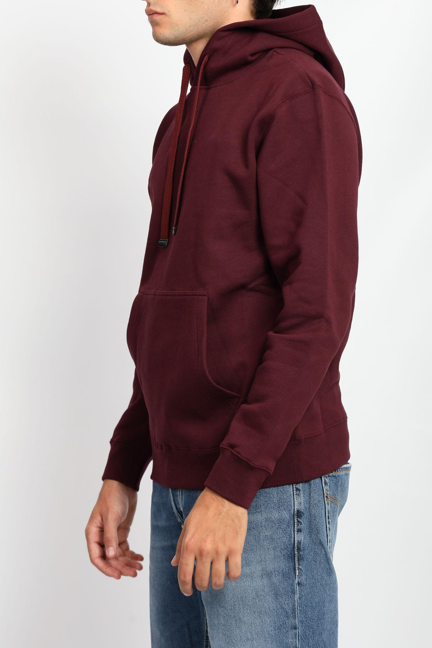 HOODIE DONDUP   Sweatshirts   UF649-KF0202-XXX533