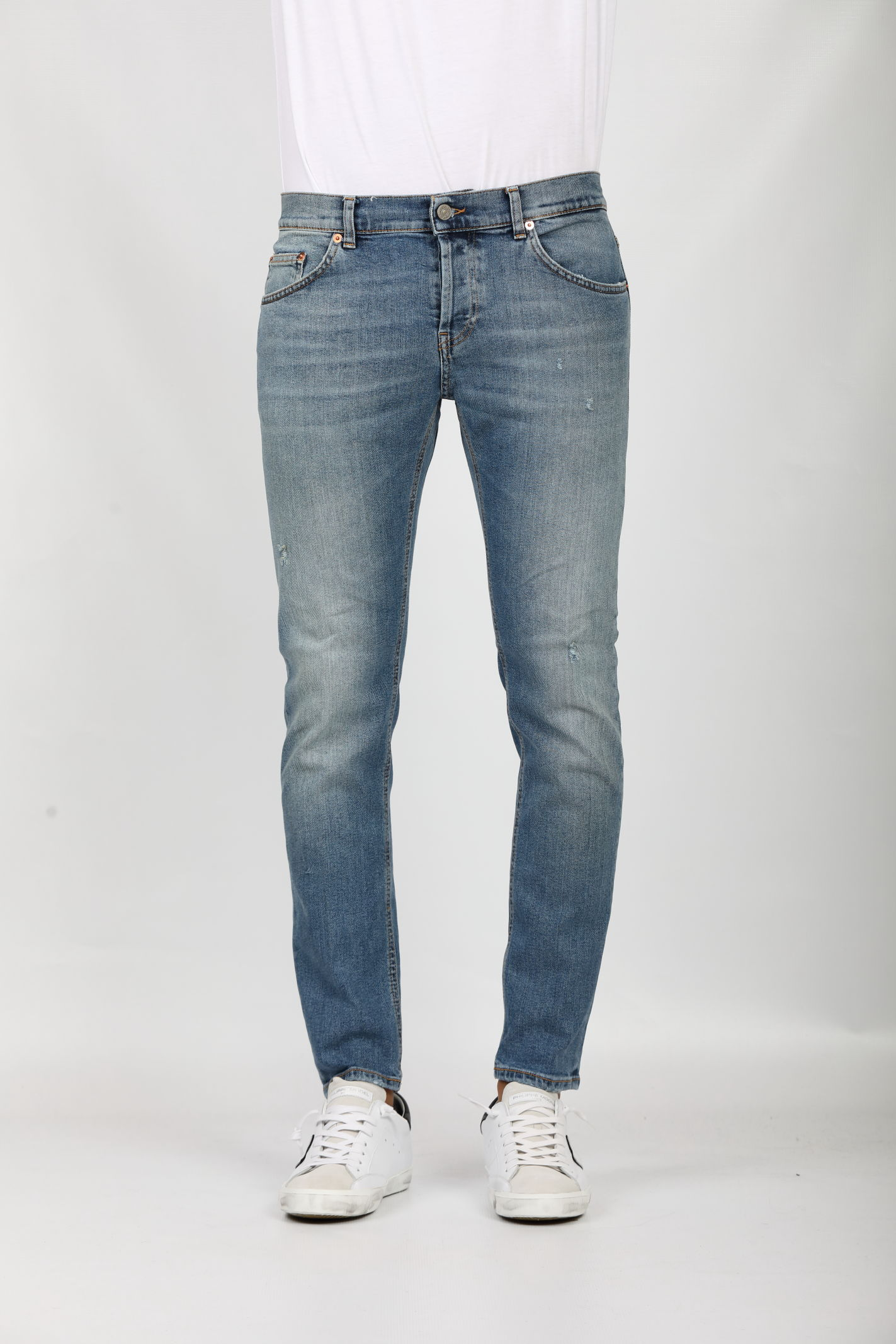 SLIM FIT JEANS MIUS DONDUP | Jeans | UP168-DS0284-BS2800