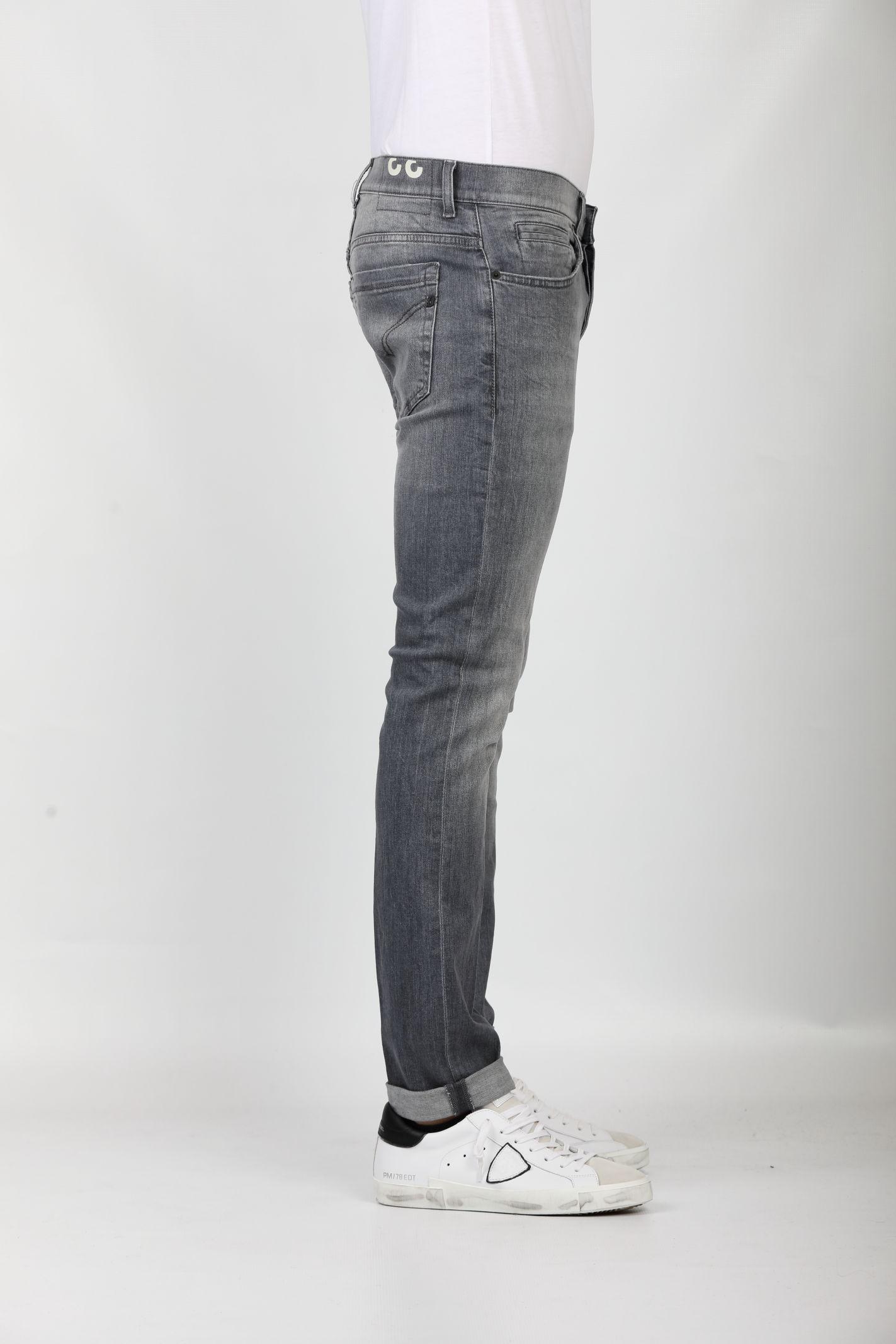 SLIM FIT JEANS GEORGE DONDUP | Jeans | UP232-DSE288-CD7900