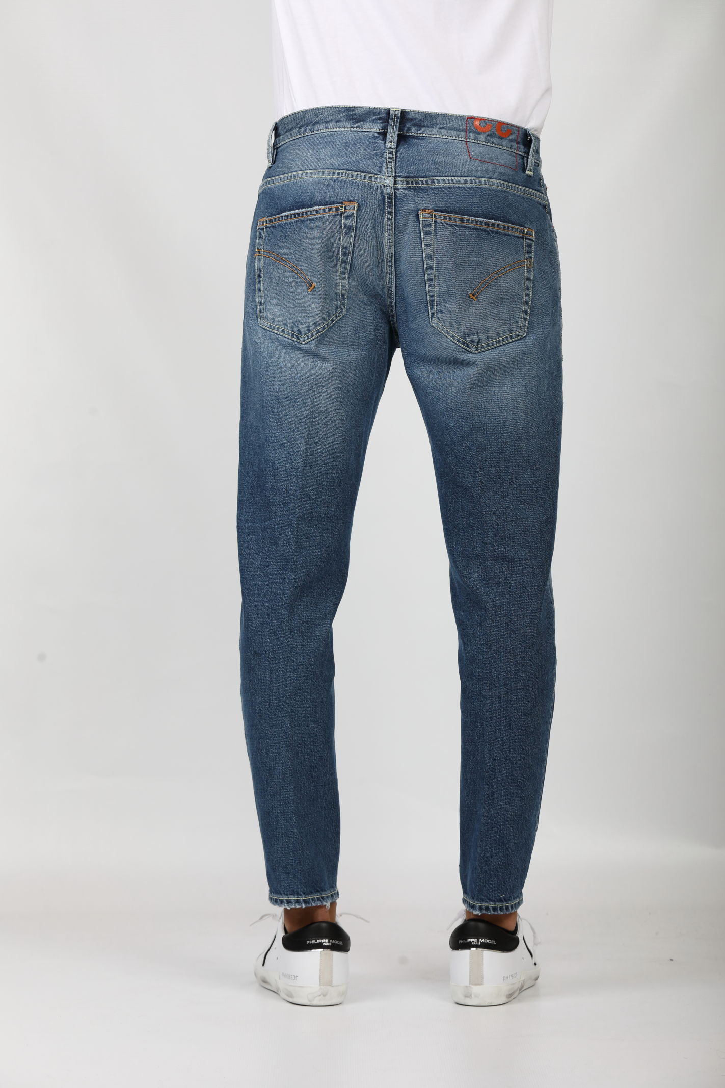 CARROT JEANS BRIGHTON DONDUP   Jeans   UP434-DF0239-BV2800