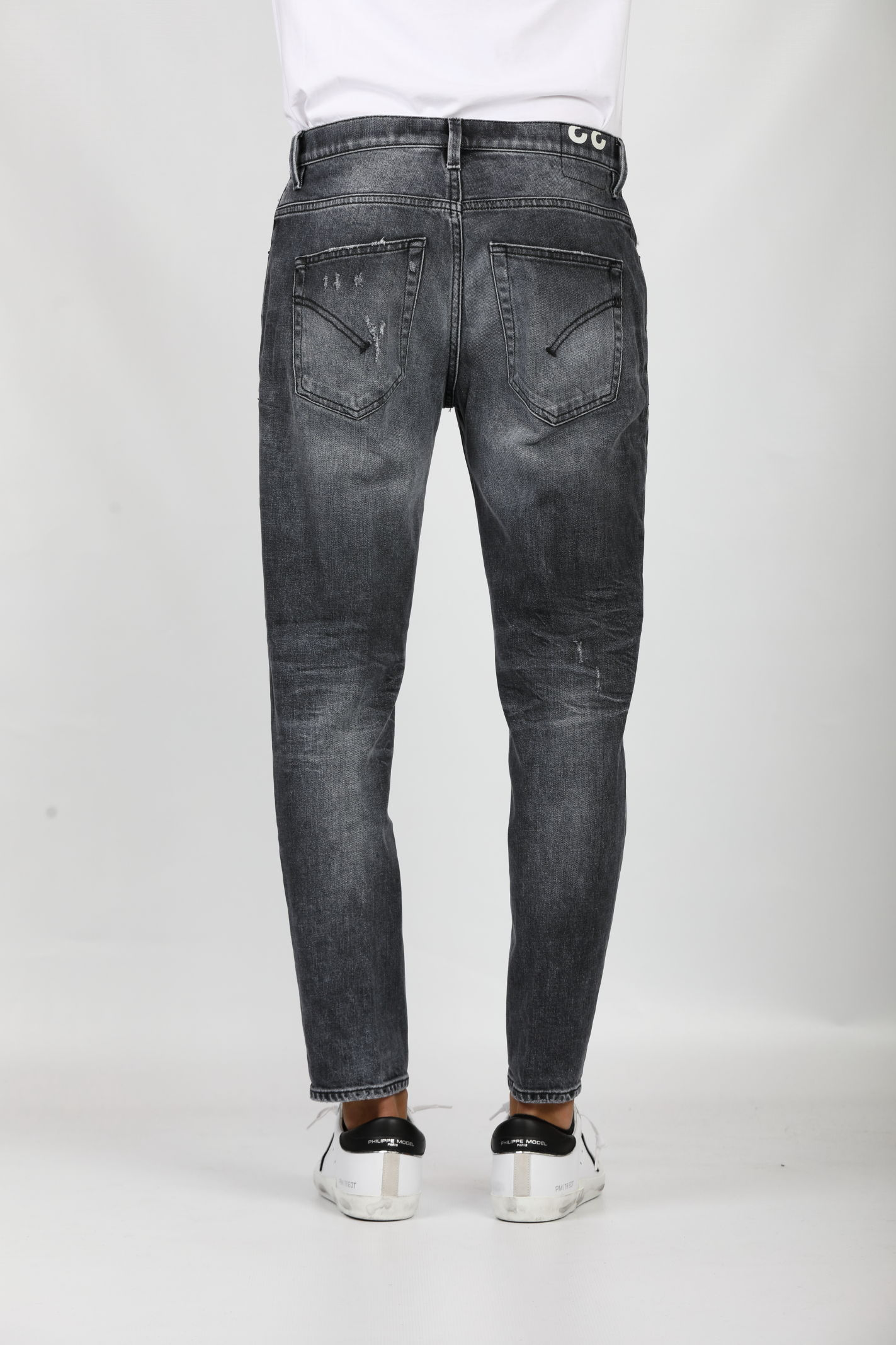 CARROT JEANS BRIGHTON DONDUP | Jeans | UP434-DS0215-BT9999