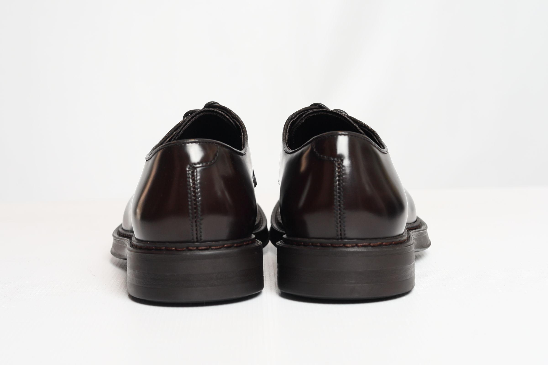 LEATHER LACE-UPS DOUCAL'S   Shoes   DU1385BRUGUF007TM02