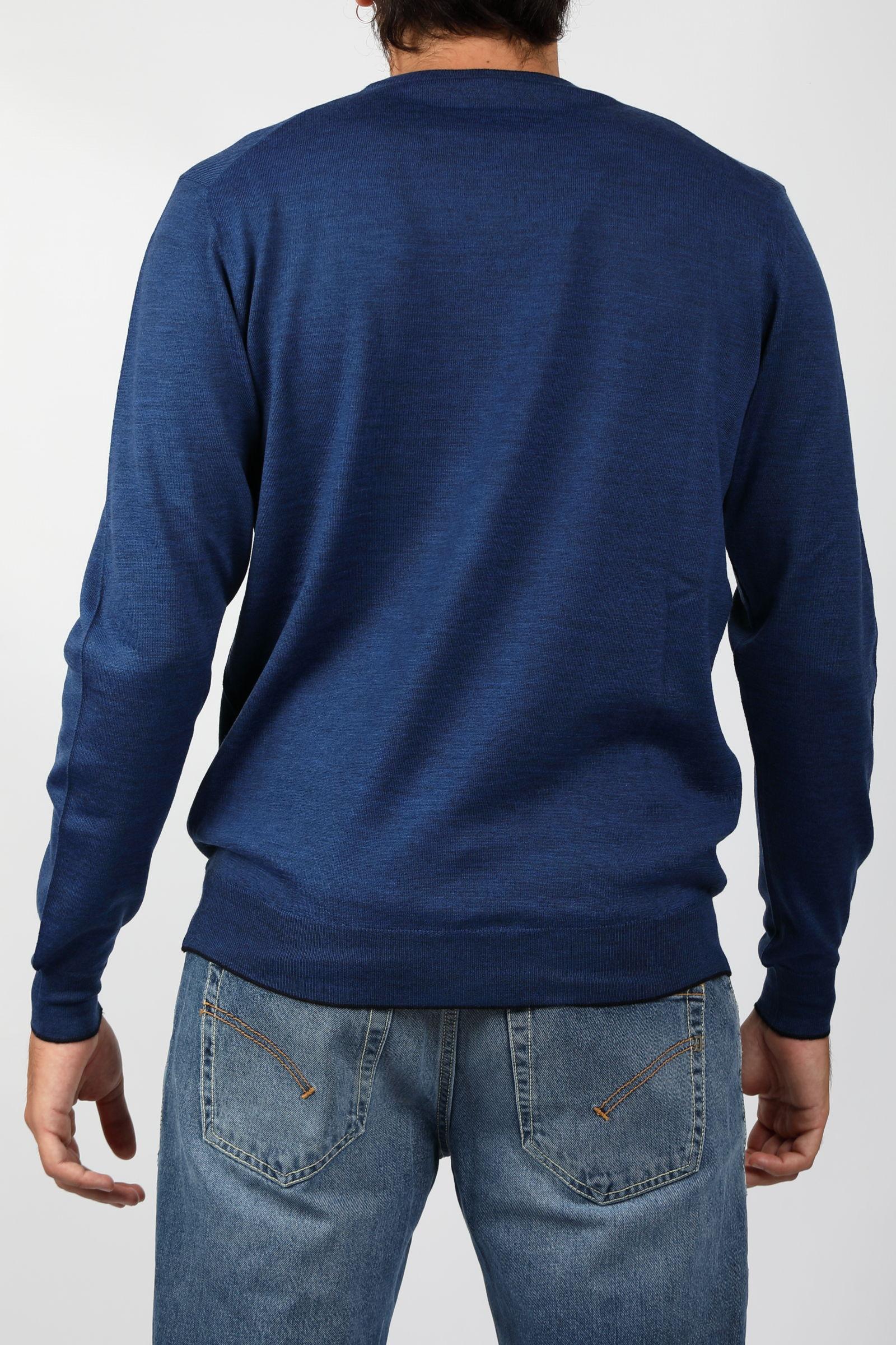 MERINOS WOOL SWEATER FRANCESCO PIERI | Knitwear | FU03600C441702
